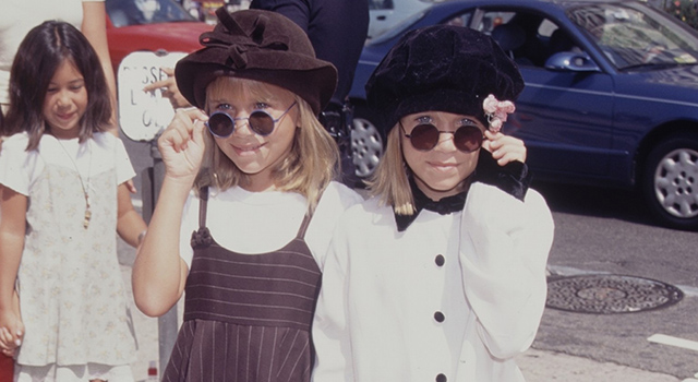 UNITED STATES - MARCH 18: Mary Kate & Ashley Olsen (Photo by Time & Life Pictures/Getty Images)